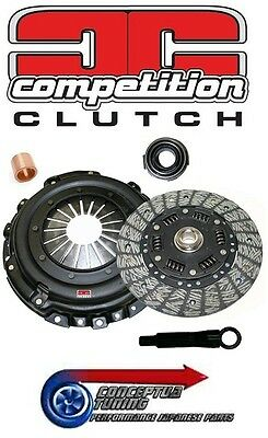 Complete Organic Clutch Kit by Competition Clutch- For S14a 200SX Kouki SR20DET