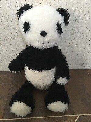 Jellycat Jelly Cat Vintage Panda Large Comforter Soft Hug Toy Soother Jelly