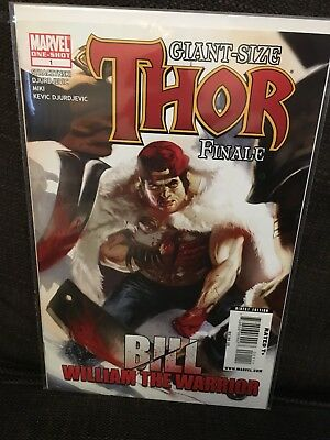 Thor Giant-Size Finale One Shot 2010 NM Marvel