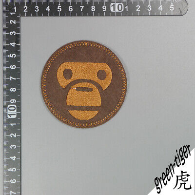 Bape Bathing Ape  Patch Embroidered Iron On applique