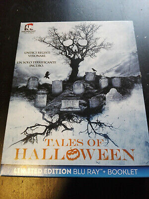 Tales Of Halloween Blu Ray Limited Edition Midnight Come Nuovo