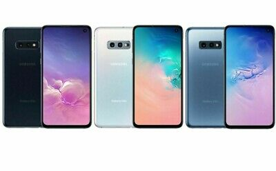 Brand New Samsung Galaxy S10e 128GB SM-G970U - Carrier Locked to Sprint