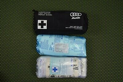 Original Audi Verbandtasche 8P0860282J Verbandskasten first aid bag 10/2022