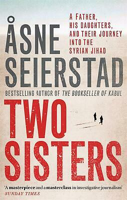 Two Sisters by Asne Seierstad Paperback Book Free Shipping!