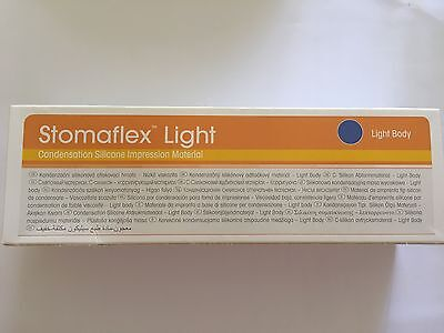 Dental Silicone Impression material Light body  Stomaflex set 190g Exp05/20