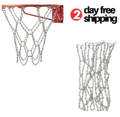 Basketball Chain Net 12 gauge stainless steel anti rust chain highly durable