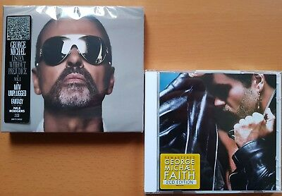 George Michael ★ Listen Without Prejudice & Faith REMASTER | MTV UNPLUGGED 2-CD