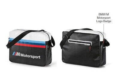 d92c15cc7f Original BMW M Sport Automobile Sac Messenger à Bandoulière Collection  2019/20