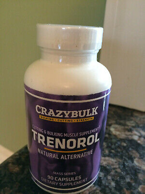 30 Day Supply of TRE by CRAZYBULK!!!  Gain Muscle & Shred!