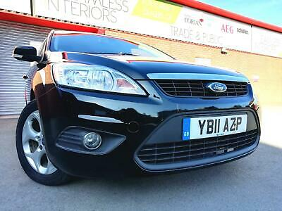 FORD FOCUS 1.6TDCi SPORT 2011 / FACE-LIFT / 1 OWNER / SAT-NAV / ABSOLUTE STUNNER