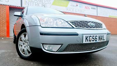 FORD MONDEO 2.0TDCi ZETEC 56-2007 / WITH HISTORY / PERFECT ESTATE / GREAT MILES