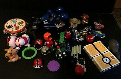 Junk Drawer Toy Lot Parts