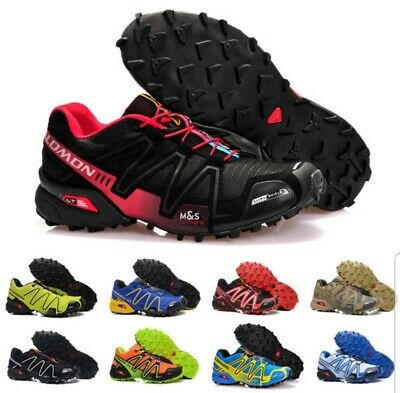 Salomon speedcross 3 SPORT sneakers III speed cross uomo donna trekking