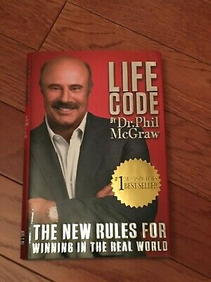 DR  PHIL MCGRAW Life Strategies Workbook 203 pages Near Mint