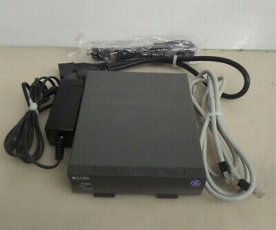 GE Healthcare AKTA CU-950 28401613AA Control Box with Power Supply Cables