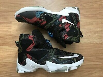 purchase cheap 214fe bc12d NIKE LEBRON XIII 13 Bhm Black History Month Men New With Box ...