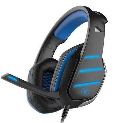 PC Gaming Headset Kopfhörer mit Mikrofon GM-3 3.5mm on Ear Surround Sound