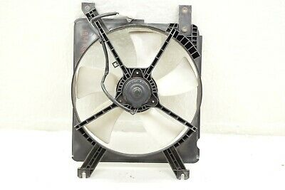 AC Condenser Cooling Fan Assembly RH Right Side for 95-98 Mazda Protege 1.5L