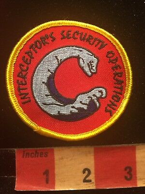 Interceptor's Security Operations Patch (Eel ? Snake ?) 00A