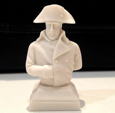 Napoleon Bonaparte miniature bust Emperor France from Russia marble chips