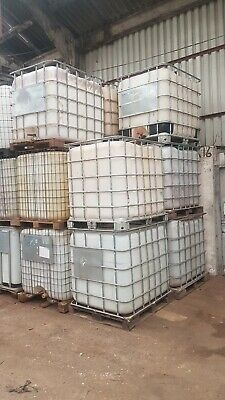 1000 Litre IBC Tank (COLLECTION ONLY)