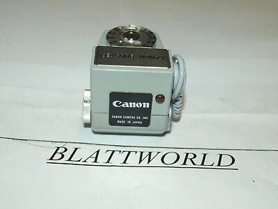 GENUINE Original CANON BRAND Booster for canon Pellix FT etc MODEL CAMERAS