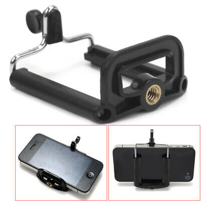 Cellphone Tripod Monopod Selfie Mount Adapter Holder For iPhone XS/XS Max/XR