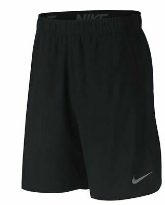 8f515b9c26f5 Nike Men s Flex Woven Training Shorts In Black 833271 010 Size M   S