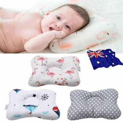Baby Infant Pillow Newborn Anti Flat Head Syndrome Neck Support Pillow OD