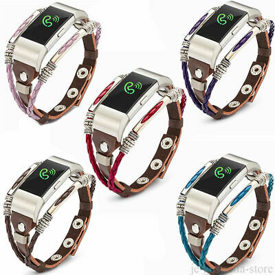 Adjustable Wristband Watch Band Strap Bracelet For Fitbit Inspire HR / Inspire