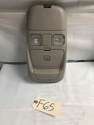 DODGE RAM OVERHEAD Console wiring w/ switches vehicles w/o ...