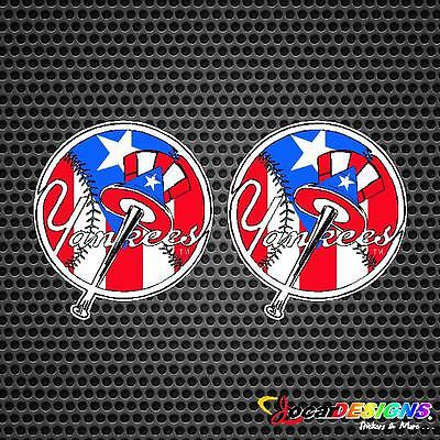 2x TORTUGAS TURTLES WITH PUERTO RICO RICAN FLAG VINYL CAR STICKERS DECALS