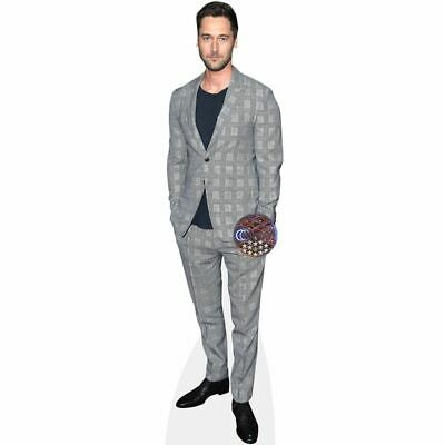 Cardboard Cutout White Suit lifesize Standee. Brendon Urie
