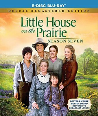 Little House on the Prairie: Season 7 (Blu-ray)