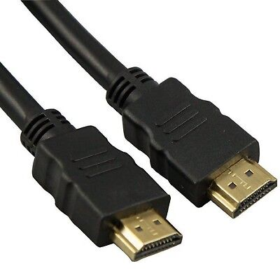 HDMI to HDMI Ethernet A/V HDTV Plasma LED 3D Cable for LCD HDTV PS3 Xbox 360 SKY
