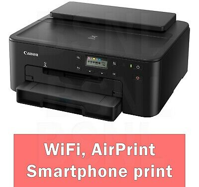 Cheap Printer to run Canon Pixma TS705 WiFi (replaces ip7250) printer only deal