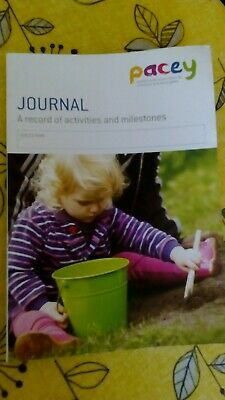 Childminding JOURNAL DIARY PACEY daily record book, Ofsted approved NEW