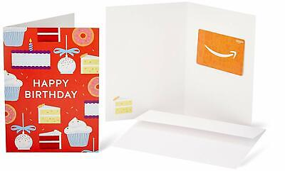 Amazon.com Gift Card in a Greeting Card - $10 to $20