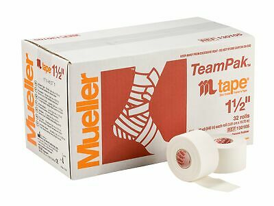 "Mueller M Tape 1.5"" White Case"