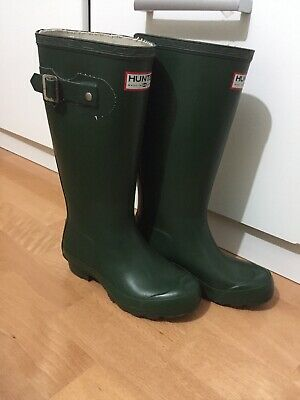 info for f4d3c 44ead HUNTER GUMMISTIEFEL 30/31 Kinder