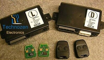 MG-Rover 5AS Alarm Programming + 2 Keyfobs + EKA Code