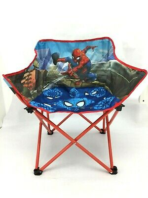 Marvel Spider Man Youth Folding Chair Lawn Chair