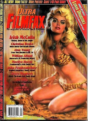 FILMFAX MAGAZINE  #66 GIANT ISSUE IRISH McCALLA LUMA DRISCOLL EX CONDITION