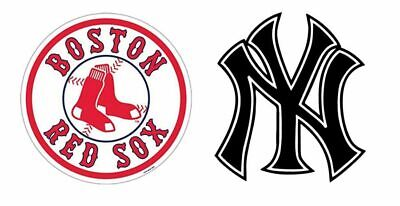 2 Tickets New York Yankees @ Boston Red Sox 9/8/19 Fenway Park Boston