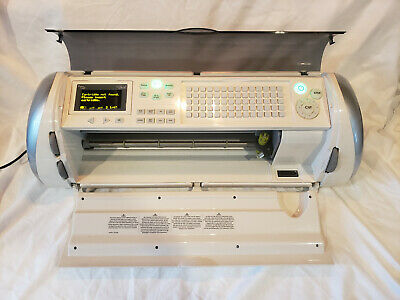CRICUT EXPRESSION MACHINE CREX001 By Provo Craft (TESTED FOR