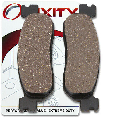 Sixity Organic Brake Pads  FA199 Front Replacement Kit Full Complete st