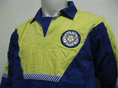 703ca52a4 Ancien PULL SWEAT LEEDS UNITED AFC SCORE DRAW OFFICIAL RETRO Football Club  LUFC