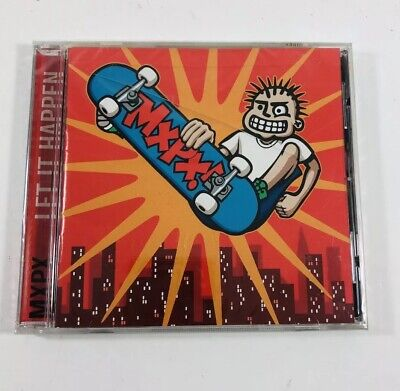 MxPx, Let It Happen, Brand New Sealed Cd W1