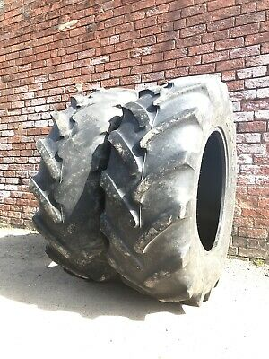 Firestone Radial 8000 480/70 R30 Tractor Tyres