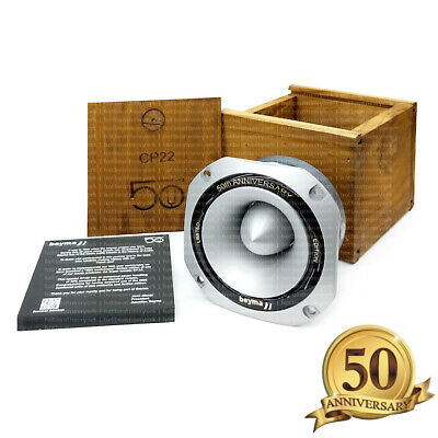 Beyma CP22-50AN 50th Anniversary Limited Edition Very High Compression Tweeter